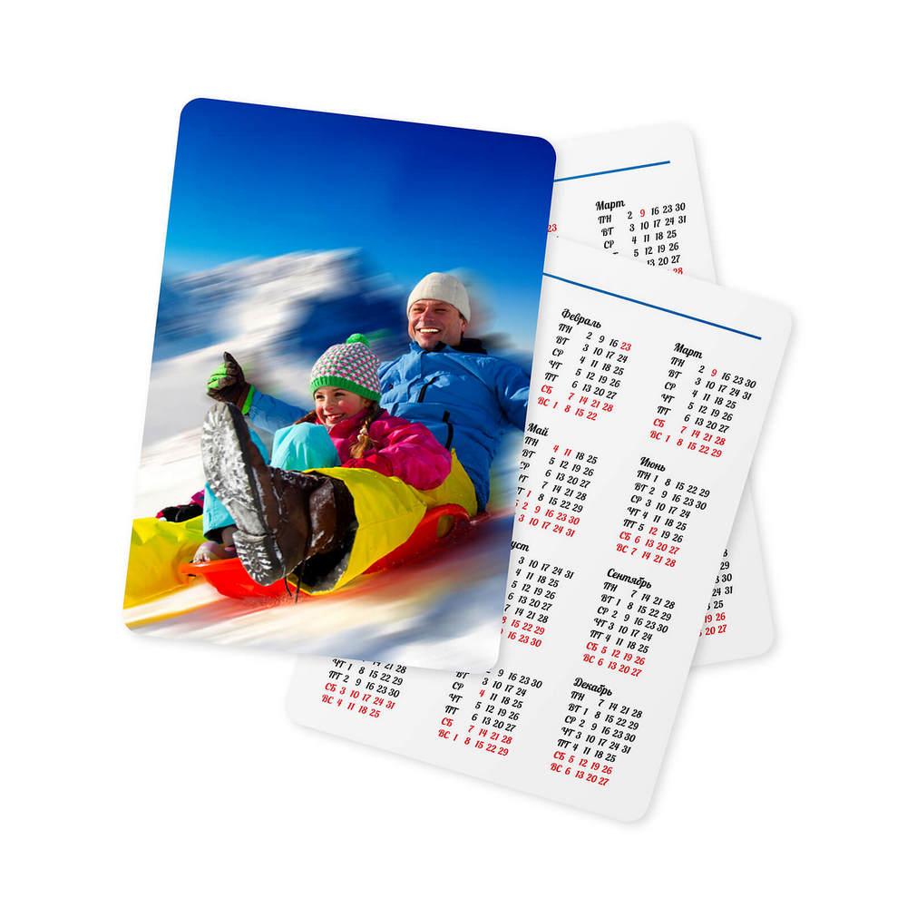 Изготовление карманных календарей в омске
